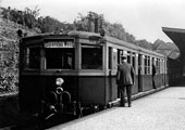 Bild: Bauart Stadtbahn, später Baureihe 165