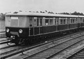Bild: Bauart Olympia, später Baureihe 166