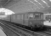 Bild: Arbeitswagen der S-Bahn, hier der Jumbo