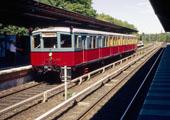 Bild: S-Bahn-Museumszug